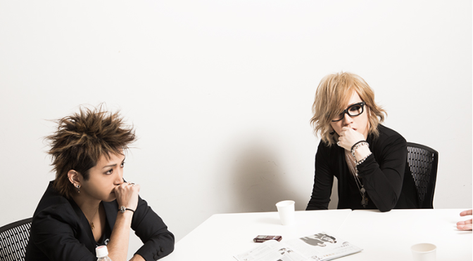 [Interview] VA ANOTHER SIDE: the GazettE RUKI's Jack of All Trades