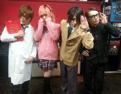"[Blog]  Brand-X Staff Blog (2015.03.28) – ""ALSDEAD In-store Event"""